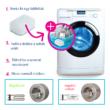 Ecozone mosógép vízlágyító tabletta (16 db)