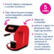 Ecozone kávégép tisztító és vízkőoldó 500ml (5 tisztításhoz)