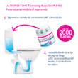 Ecozone wc tartály illatosító és vízkövesedés gátló (2000 öblítéshez) indigo