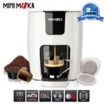 Minimoka espresso kávéfőző - 4 az 1-ben