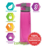 Contigo AutoSeal Water Bottle sportkulacs - 750 ml, pink
