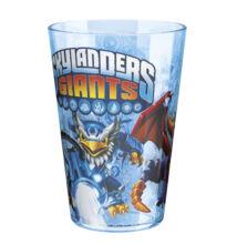 Skylander műanyag pohár- 240 ml