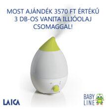 BABY LINE - ultrahangos hidegpárásító és  aromaterápiás készülék
