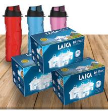 LAICA 3*4 db bi-flux univerzális szűrőbetét