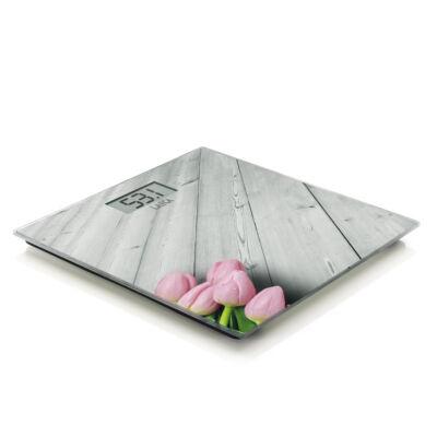 """Laica digitális személymérleg """"tulipán"""" 180Kg"""