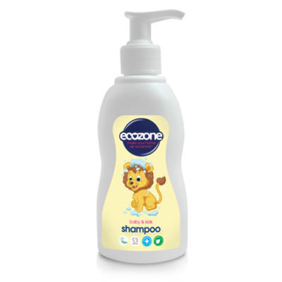 Ecozone Baby & Kids kamilla illatú baba sampon 300 ml