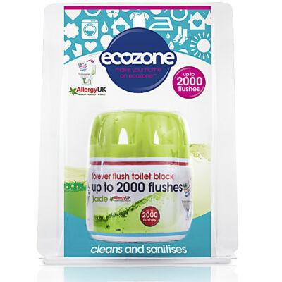 Ecozone wc tartály illatosító és vízkövesedés gátló (2000 öblítéshez) jade