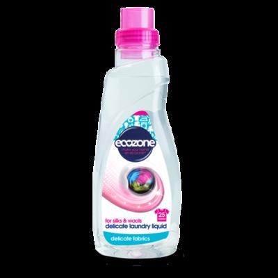 Ecozone folyékony mosószer érzékeny bőrűeknek 750mL (25 mosáshoz)