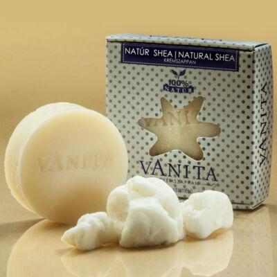 Vanita NATÚR SHEA krémszappan