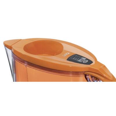 Stream Line - narancssárga - tető, kijelzővel