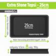 Green&Co. Extra Stone mély tepsi több méretben