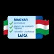 LAICA NE HAGYD KI vákuumozó csomag (vákuumos fóliahegesztő gép+fólia+zacskó)
