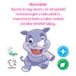 Ecozone Baby & Kids kamilla illatú baba olaj 200 ml