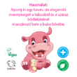 Ecozone Baby & Kids kamilla illatú baba testápóló 200 ml