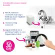 Ecozone folteltüntető tisztító habszivacs - 100% melamin