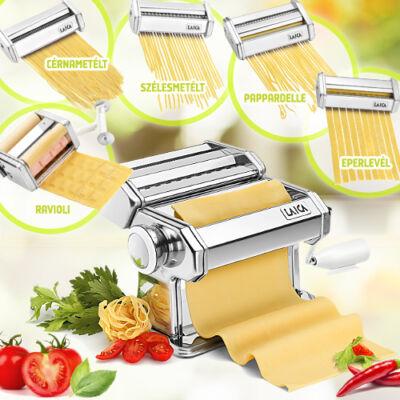 """LAICA tésztakészítő """"chef"""" csomag (PM20000+APM0030+APM0040+APM0050+APM0060+APM0070)"""
