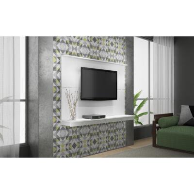 Limeira polcos TV panel (fehér)