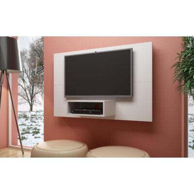 Bonita polcos TV panel (fehér)