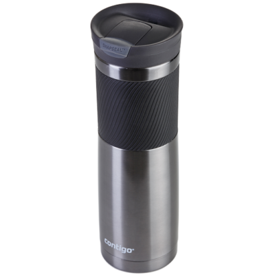 Contigo Byron EXTRA Gun metál termobögre - 720 ml