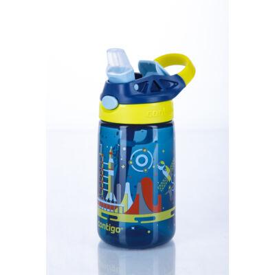 "Contigo GIZMO ""kék űr"" 420ml autospout kulacs"