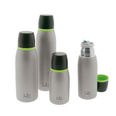 Silver elegáns termo palack különböző méretekben