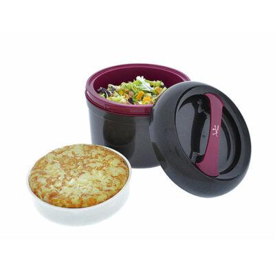Purple ételhordó doboz 2l