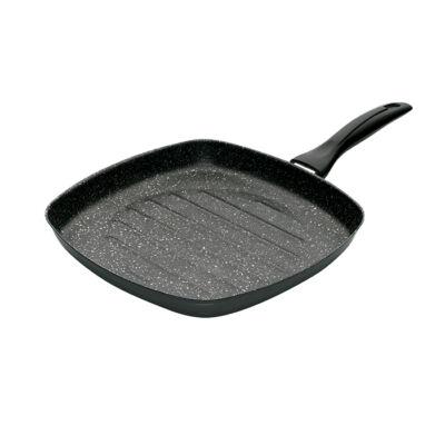 Stone STÁR zománcozott grill serpenyő 28x28 cm