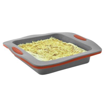 BPA mentes szilikon négyzet alakú sütőforma