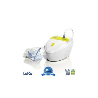 CSOMAGOLÁSSÉRÜLT Laica - BABY LINE - kompresszoros inhalátor