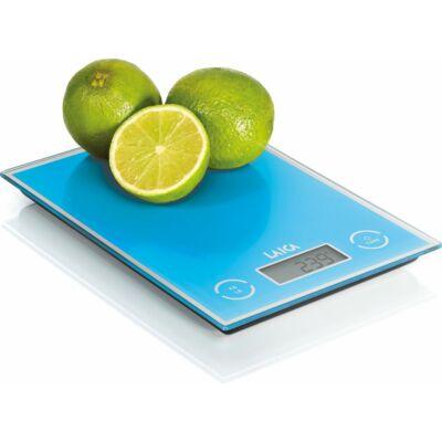 Laica digitális konyhai mérleg 5kg/1g KÉK