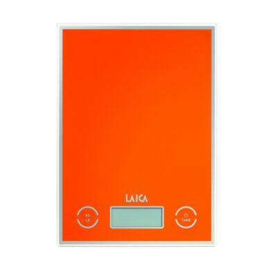 Laica digitális konyhai mérleg 5kg/1g NARANCS