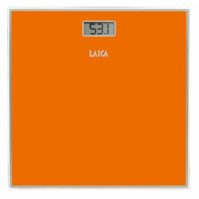 Laica digitális személymérleg 150kg/100g NARANCS