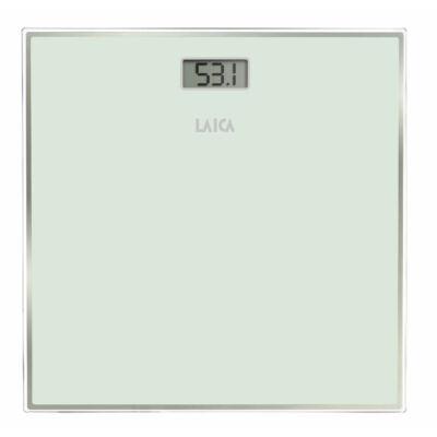Laica digitális személymérleg 150kg/100g FEHÉR