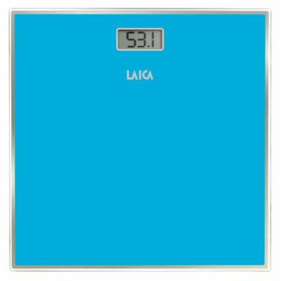 Laica digitális személymérleg 150kg/100g KÉK