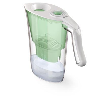 Laica Aida zöld vízszűrő kancsó AJÁNDÉK kulaccsal