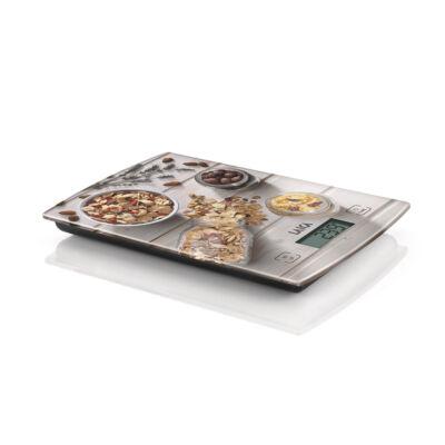 """LAICA digitális konyhamérleg """"müzli""""  5 kg"""