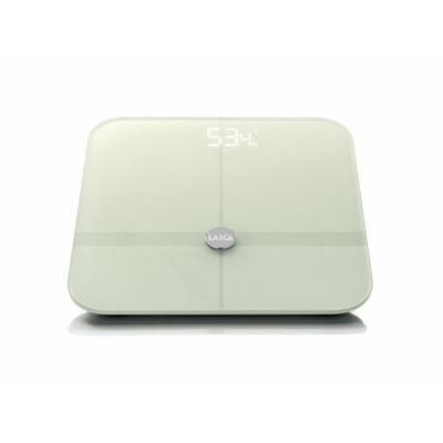 LAICA SMART elektronikus mérleg testösszetétel-kalkulátorral