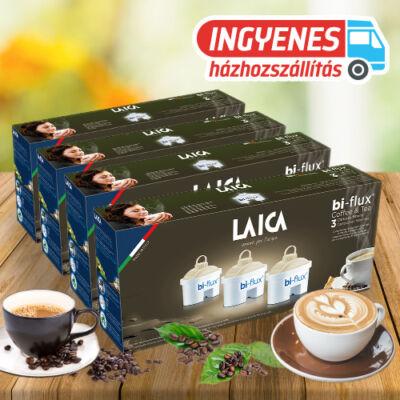 LAICA 12 hónapra elegendő Coffee & Tea szűrőbetét csomag INGYENES SZÁLLÍTÁSSAL