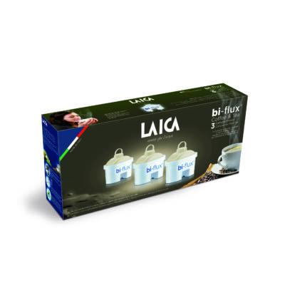 LAICA Coffee & Tea Bi-flux vízszűrőbetét - 3 db