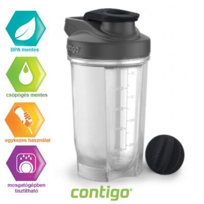 Contigo Shaker - 590 ml, fekete