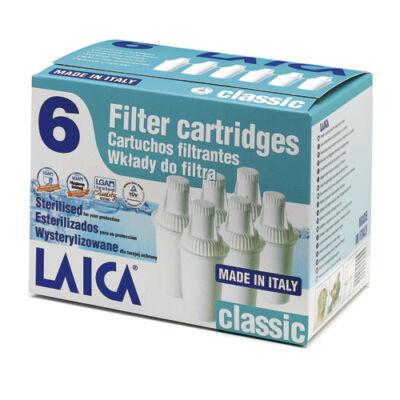 LAICA classic vízszűrőbetét - 6 db