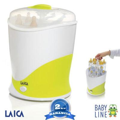 Laica - BABY LINE - elektromos gőz sterilizátor cumisüveghez