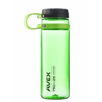 Avex FUSE BPA-mentes tritán kulacs 750 ml LIME-és MENTAZÖLD