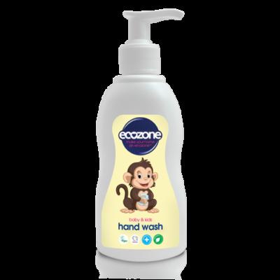 Ecozone Baby & Kids kamilla illatú baba folyékony szappan 300 ml