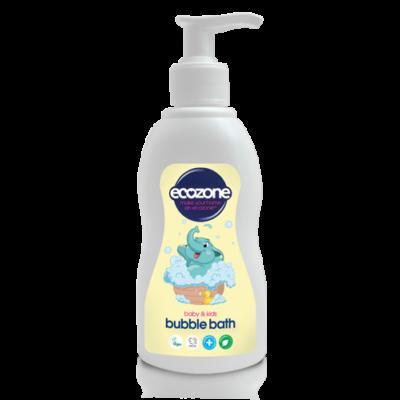 Ecozone Baby & Kids kamilla illatú baba habfürdő 300 ml