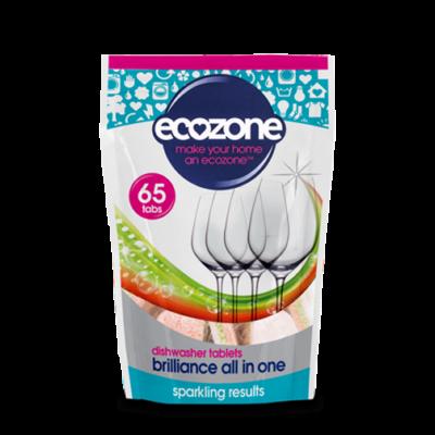 Ecozone brilliance mosogatógép tabletta (65db)