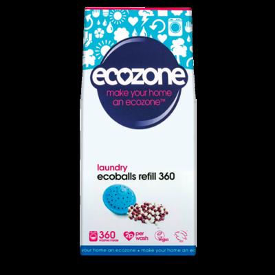 Ecozone Ecoballs® utántöltő 360 mosáshoz