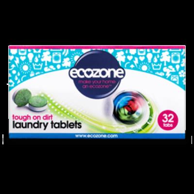 Ecozone mosószer  tabletta 32 mosáshoz