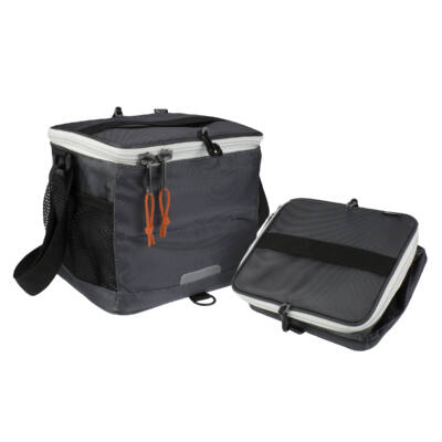"""PACKIT 6L """"minihűtő"""" táska szürke"""