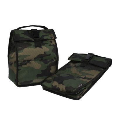 """PACKIT 4,4L """"minihűtő"""" uzsonnás táska terepmintás"""